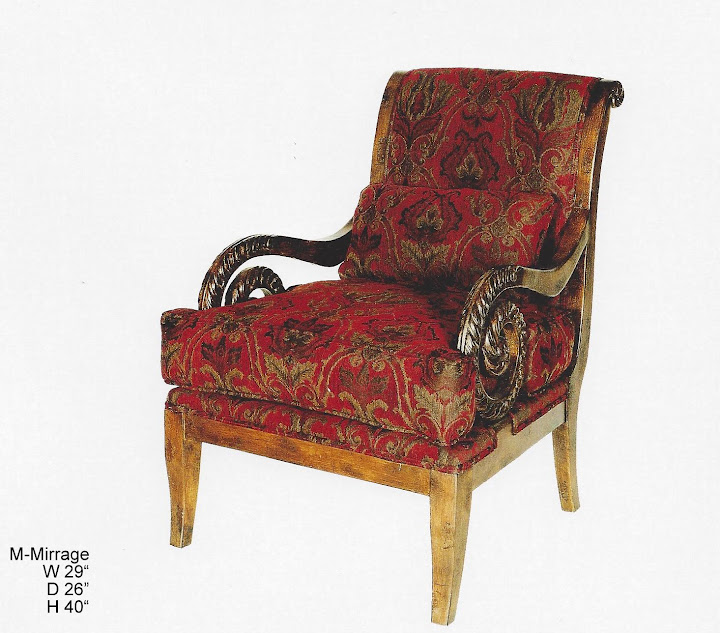 Chairs chaises excellence upholstery design for Chaise cleopatra